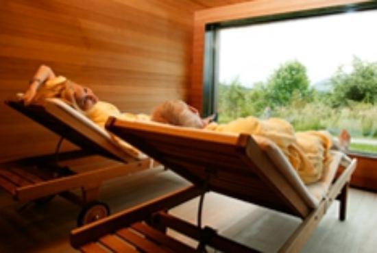 Kurhotel Sonnmatt: Ruheraum mit Aussicht
