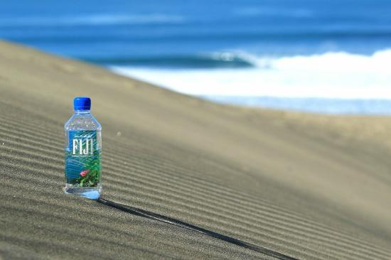Sigatoka, Fiji: Don't forget to bring Fiji Water!