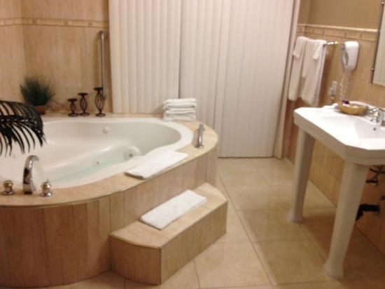 Motel Mediteran : 很大和整潔的浴室是我基本要求