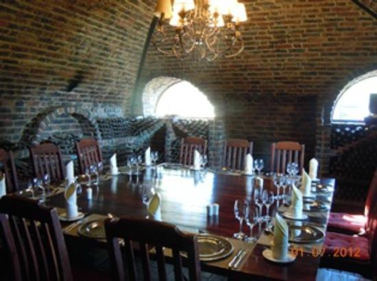 Lombardy Boutique Hotel & Conference Centre: Private dining room