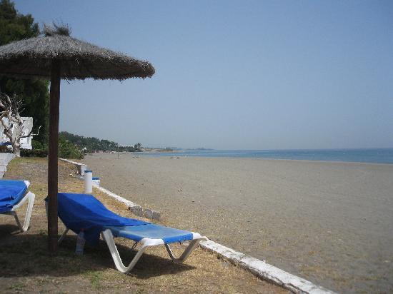 Nouvelles Frontieres Hotel-Club Costa del Sol : Plage