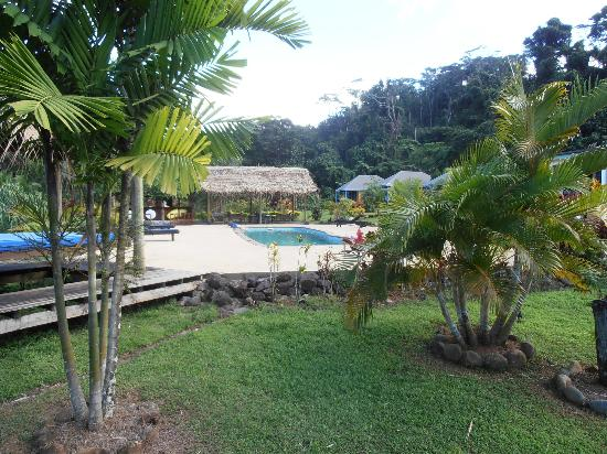 Waidroka Bay Resort: Pool