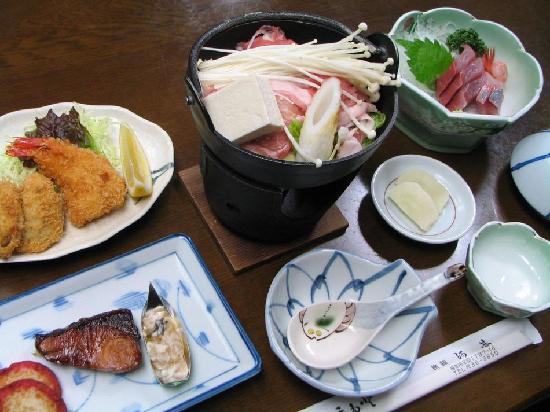 Kawajin Ryokan: 河甚 旅館