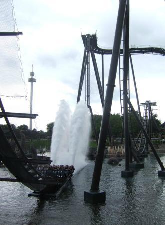 Heide Park: KRAKE (2011) - coaster