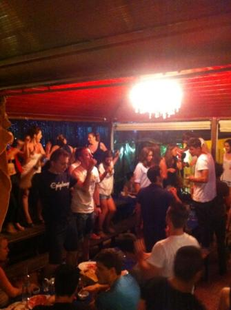 Osteria Ago e Rita: party time!