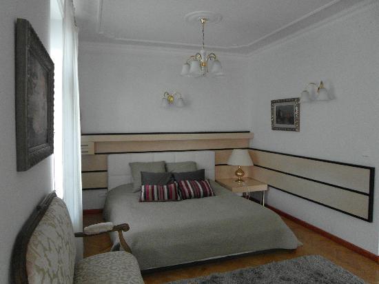 Vila Istra: Большая спальня