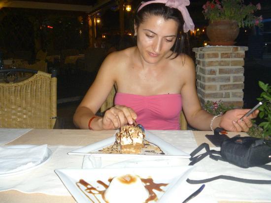 Calypso Restaurant : Banoffee pie - best desert ever