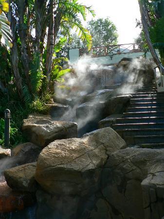 Caledon Hotel, Spa, Casino: Rock pools