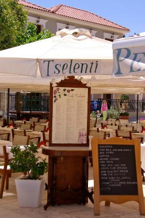 Cafe - Restaurant Tselenti's