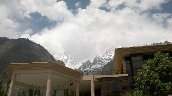 Hunza Valley: The top peaks