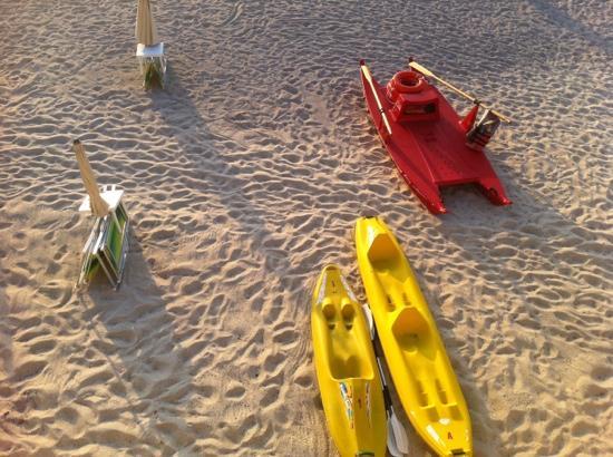 Cala Petrosa Resort: l'alba