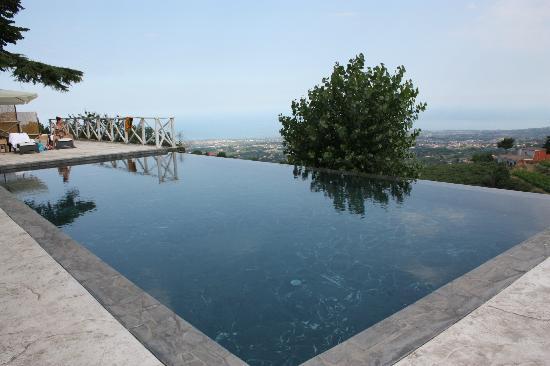 Wine Resort Villagrande: La piscina