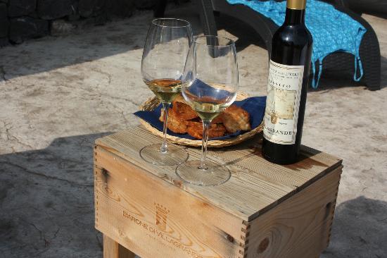 Wine Resort Villagrande: La Malvasia delle Lipari