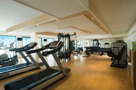 كونستانتينو بروس أسيمينا سويتس هوتل: Asimina Suites Hotel - Gym