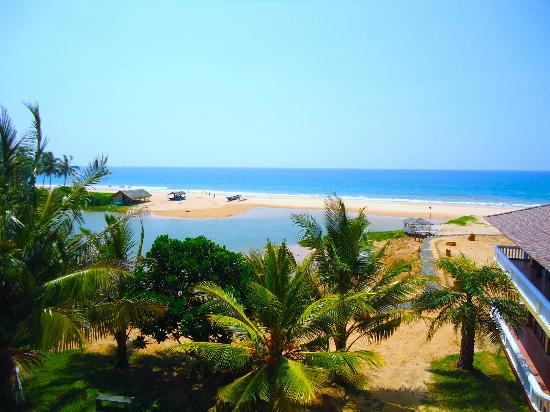 Cocoon Sea Resort: View from the Room