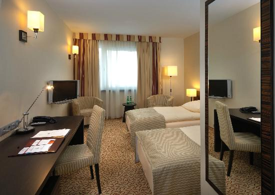 Qubus Hotel Kielce: Double room