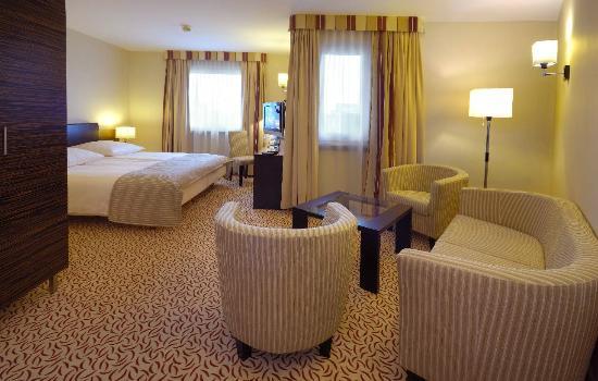 Qubus Hotel Kielce: Twin Room