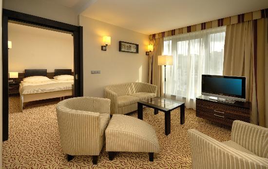 Qubus Hotel Kielce: Apartment