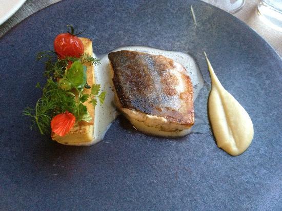 L 39 omble chevalier des c vennes picture of restaurant le - Cuisine villefranche sur saone ...