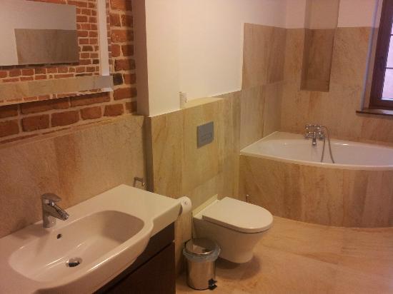 Apartamenty Torun - Strumykowa: Bathroom