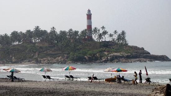 Lighthouse Beach: Main beach