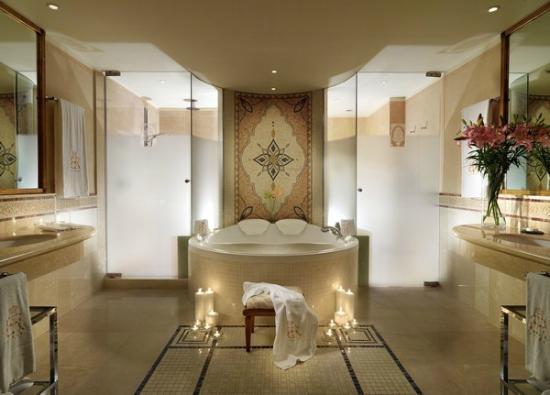 Gran Hotel Atlantis Bahia Real: Baño
