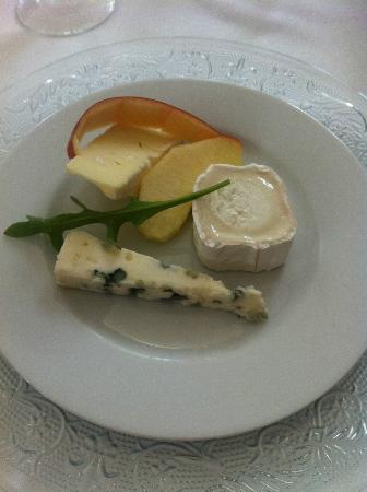 La Vieille Poste : fromage :)