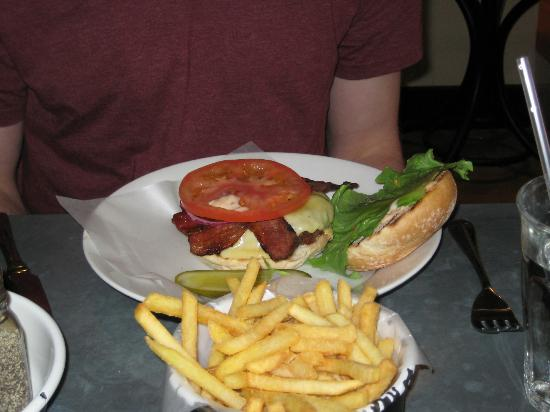 Byron Old Brompton Road: Byron Burger & Chips