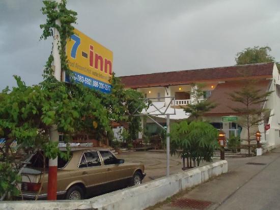 Phuket 7-inn: 外観
