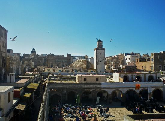 Essaouira Beach: Centro di Essaouira