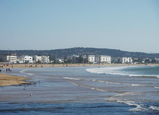 Essaouira Beach: Spiaggia di Essaouira