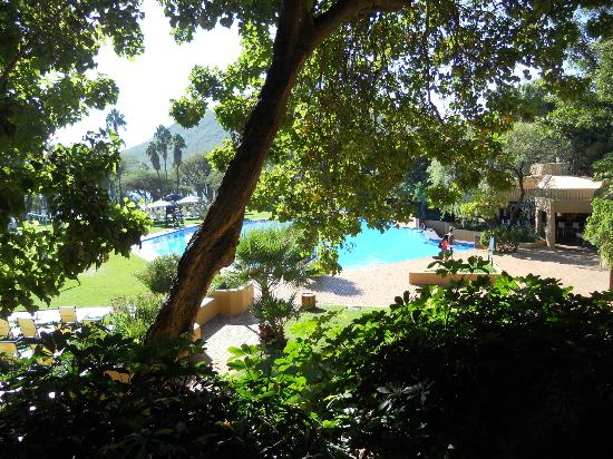 Cabanas, Sun City : Cabanas swimming pool