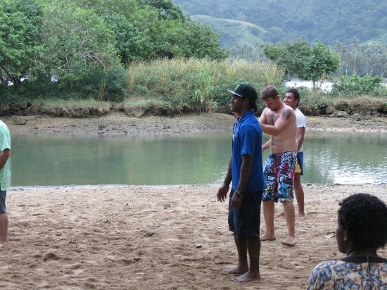 Namale the Fiji Islands Resort & Spa: Volleyball