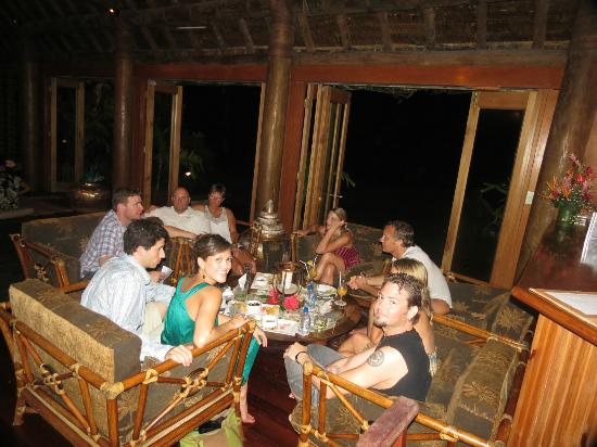 Namale the Fiji Islands Resort & Spa: Our second group of friends, so great!