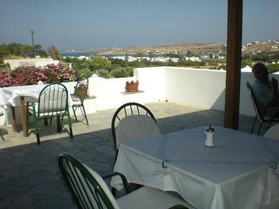 Hotel Eri: Imagine having your breakfast here each morning.....