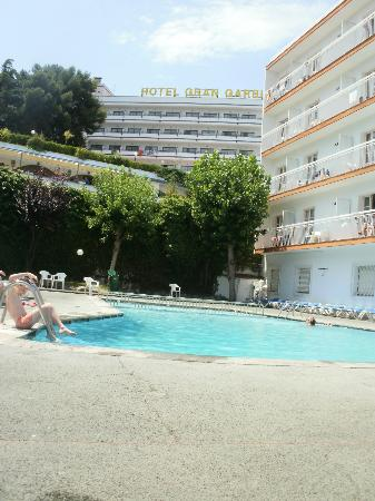 Hotel Garbi: and again