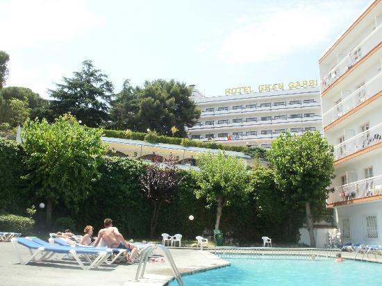 Hotel Garbi: This is Hotel Gran Garbi
