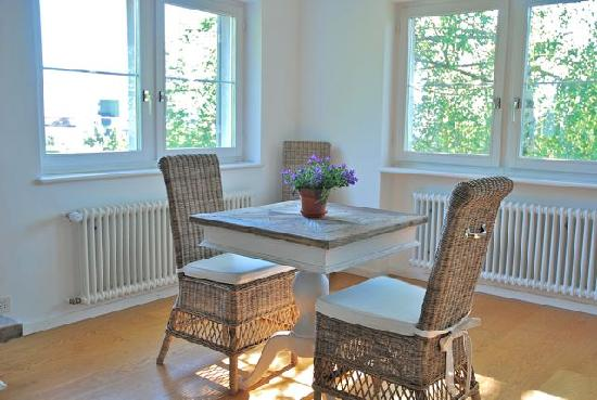 B&B Villa Feldpausch: Breakfast Room