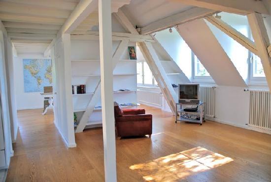 B&B Villa Feldpausch: Living Room