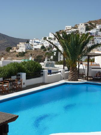 Avanti Hotel: La piscine