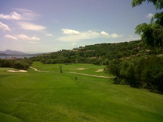 Pevero Golf Club : un'altra buca