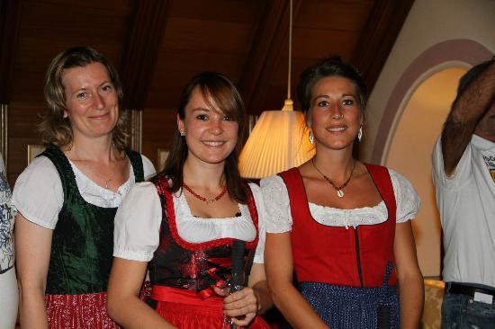 Hotel Les Alpes: Staff