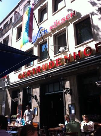 Gertrudenhof am Neumarkt