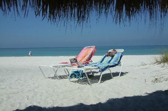 Gulf Beach Resort Motel: Steps away to the beautiful beach