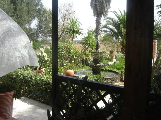 Casato Calabrese: relax sulla terrazza