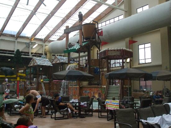 Wilderness at the Smokies Resort: Indoor Water Park
