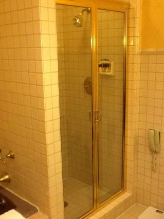 Hotel du Pont: The Shower that never got hot