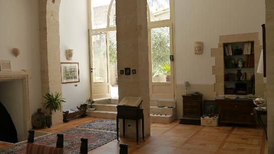 Antica Locanda Mirgio : salone
