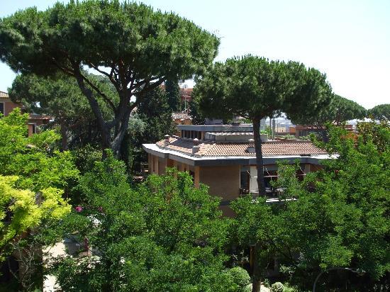 Hotel Villa San Pio: Room 522 View