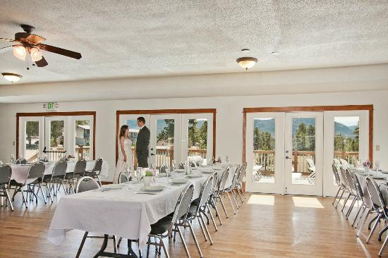 Coyote Mountain Lodge: Event Center